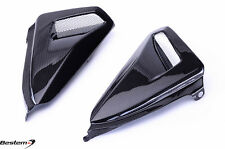 2008 - 2015 Honda CB1000R Carbon Fiber Side Panels Upper