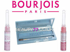 BOURJOIS EAU DE LIP GLOSS LIPGLOSS EYE EYESHADOW SET GIFT PACK BRAND NEW BN