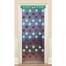 Christmas Snowflake Hanging Door Decoration