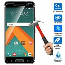 Two Tempered Glass Screen Protector Premium Protection For  HTC 10 One M10