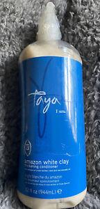 Taya amazon White Clay thickening cream Conditioner HUGE 944ml 32fl oz NEW