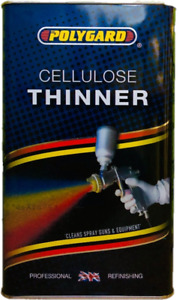 Polygard - Standard Cellulose Thinners Gun Cleaner Paint Primer Thinner 5L