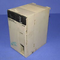 OMRON SYSMAC C200HE PROGRAMMABLE CONTROLLER CPU UNIT C200HE-CPU42 *WKS*