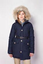 Penfield hoosac in pelliccia sintetica Cappotto Invernale Parka da donna blu navy grandi giù rivestimento