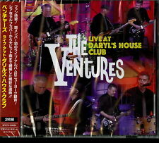 VENTURES-LIVE AT DARYL'S HOUSE-JAPAN CD H51