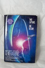 Star Trek VII: Generations by J. M. Dillard (Hardback Book, 1994)
