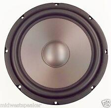 """Klipsch KG5.5 KM-6 10"""" Copy Woofer NEW STOCK 8 ohm Speaker MW-5010-8"""