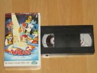 VHS - DER WAUZI FILM - DIE JAGD NACH DEM ZAUBERKNOCHEN