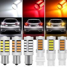 1156 BA15S 3156 7440 Auto LED Bremsbirnen Canbus Light Rückfahr Blinker DRL Gelb