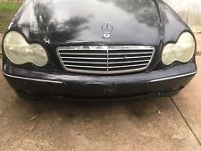 Front bumper from Mercedes C200