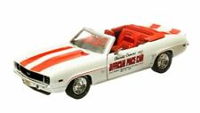 Greenlight 1:24 1969 Chevrolet Camaro SS Indianapolis Pace Car Model - 18217