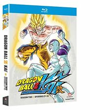 Dragon Ball Z Kai Dragonball Z Kai Season 2 Two (Blu-ray, 4-Disc) FAST SHIPPING!