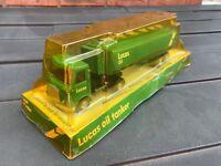 Dinky 945 AEC Tanker Lucas Oil Promotional In Its Original Box - Rare