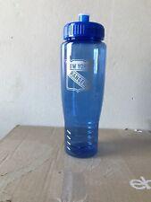 New York Rangers 24 Ounce Blue Water Bottle