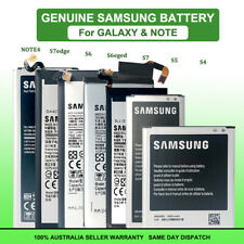 NEW Li-ion Replacement Battery For Samsung Galaxy S4 S5 S6 S7 edge Note 4 5 8 9