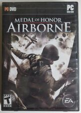 2007 MEDAL OF HONOR AIRBORNE PC GAME                (INV12655)