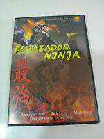 El Chasseur Ninja Arts Martiaux Karaté Wu Kuo Jen Alexandre Lou Espagnol