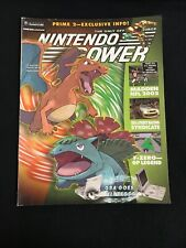 Nintendo Power Vol. 184 Video Game Magazine Charizard Cover