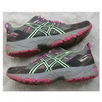 Asics Gel Venture 5 Running Shoes Gray Blue Women's 10 Ten Woman's 42 European
