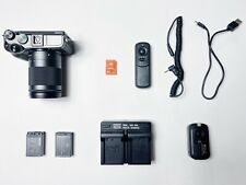 Canon EOS M6 Mirrorless Camera Bundle