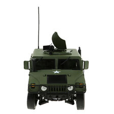 1:18 Scale Alloy Military Car Truck Tank Model Toy for Home Decoration Gift