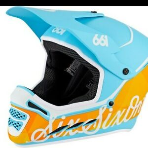 661 reset helmet replacement visor/Peak geoblue #102