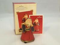 Hallmark Keepsake Ornament 2003 The Decision - Santa Claus - #QXG8569-CMC