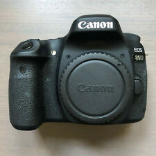 Canon EOS 80D 24.2MP DLSR Camera - Black (Body Only)