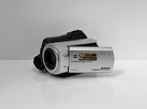 SONY HANDYCAM DCR-SR35E CAMCORDER HDD 30GB HARD DISC DRIVE DIGITAL VIDEO CAMERA