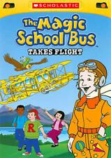 The Magic School Bus: Takes Flight (DVD, 2012)
