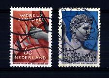 NETHERLANDS - OLANDA - 1937 - World Scout Jamboree