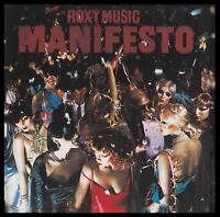 ROXY MUSIC - MANIFESTO D/Remaster CD ~ BRYAN FERRY 70's *NEW*