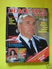 DOMENICA DEL CORRIERE ANNO 88 N. 33 16 AGOSTO 1986