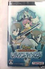 PSP GAME TOW (ORIGINAL USED)