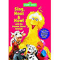 DVD: Sesame Street - Sing, Hoot & Howl with the Sesame Street Animals, Emily Squ