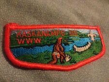 OA Flap Lodge 310 Kaskanampo Orange Border
