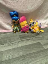 Bundle Of 3 Shimmer And Shine Teddies Teddys Soft Toys Shopkins Lippy Lipstick
