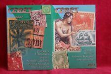 CERES catalogue timbres - Andorre, Monaco... + Colonies Française, Mayo... 2001