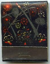 Vintage 1940s Matchbook Campbell's FIREWORKS La Crosse WI Houston TX