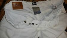 White D&G womens jeans Size 32