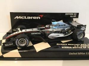 Mercedes MP-4-20 McLaren Minichamps 1:43