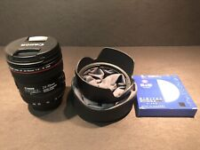 New listing Canon Ef 24-70mm F/4 L Is Usm Lens