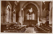 BOGNOR REGIS( Sussex): Interior of Chapel,Merchant Taylors Home RP