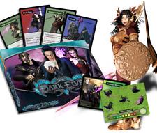 Dark Elves Army Battleground fantasy warfare Strategy miniature/card game