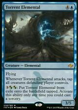 Torrent elemental foil | nm | Fate Reforged | Magic mtg