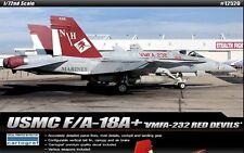 """1/72 USMC F/A-18A+ VMFA-232 """"Red Devils"""""""