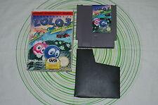 Adventures of lolo 3 Nintendo Nes pal A ita GIG