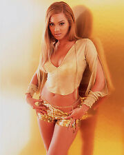 BEYONCE 8X10 PHOTO PICTURE PIC HOT SEXY LITTLE TOP AND SHORTS 25