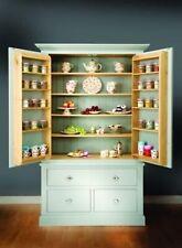 Windsor Larder Shaker In-Frame Kitchen Unit 1000mm 2 Door 3 Drawer Cabinet