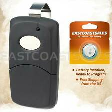 For DigiCode DC5010 5010 Stanley 308913 Garage Door Car Remote Control Black